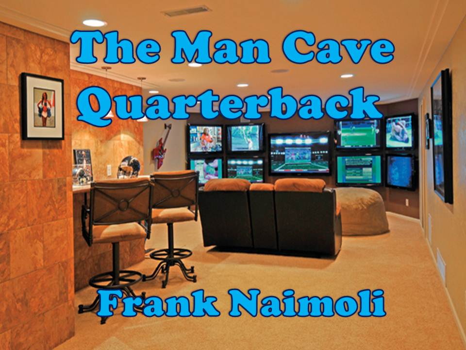 Man Cave Review : Man cave qb food review totally driven entertainment