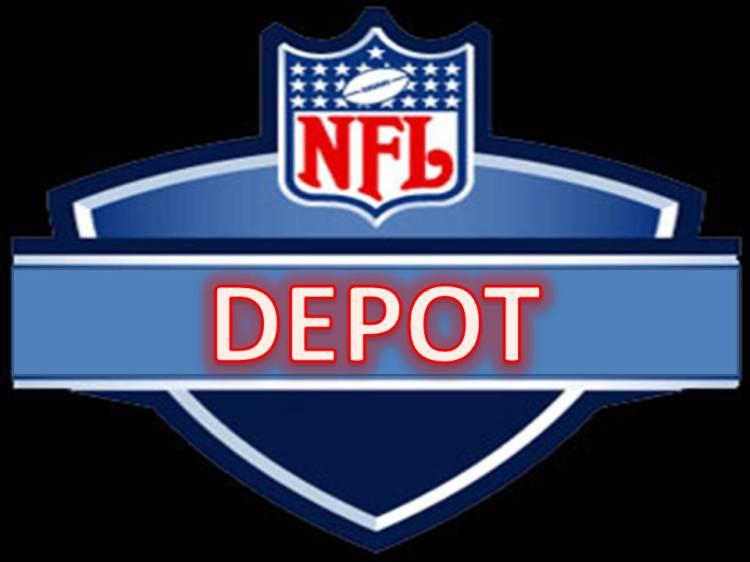 NFL DEPOT LOGO