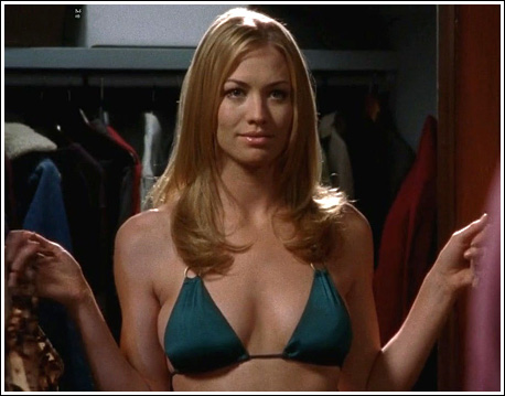 image Yvonne strahovski chuck lingerie 2