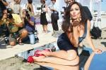 Festival Host Maria Grazia Cucinotta Photocall: 66th Venice Film Festival