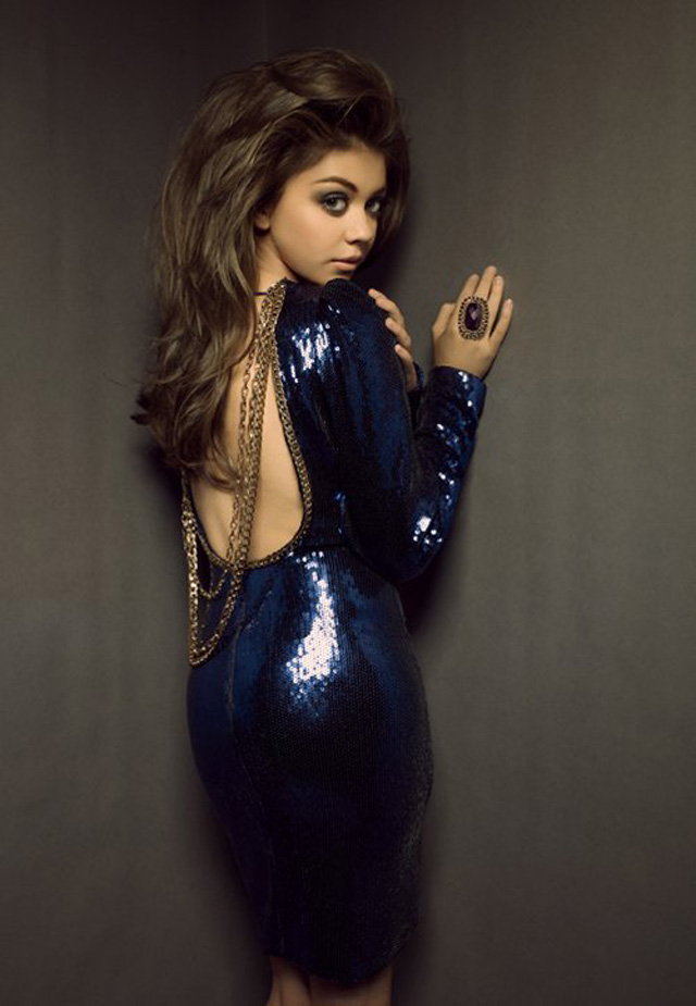 Sarah Hyland Sexy 8 Totally Driven Entertainment